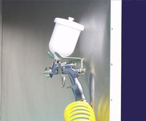 Paint Spray Booths