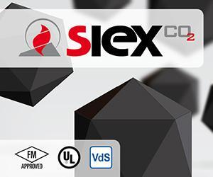 Siex aumentó su producción de sistemas de CO₂ en Diciembre