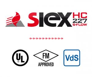 SIEX-HC™ 227 S-FLOW